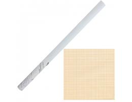 Бумага масштабно-координатная, рулон 878мм х10м, оранжевая, STAFF, 122811