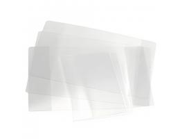 Обложка ПВХ д/тетради и дневника 212*350 мм прозр. 15.14