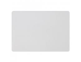 Доска для работы с пластилином А4, 280х200 мм, белая, с бортиком, ДЛ-04