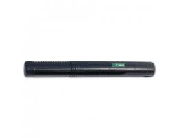 Тубус для чертежей СТАММ телескопический, диам. 6см, А2, 40-70см, черный, ПТ31
