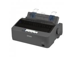 Принтер матричный EPSON LX-350 (9 игольный), А4, 347 знаков/сек, 4 млн/символов, USB, LPT, COM, C11CC24031
