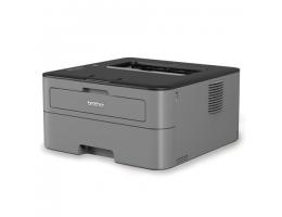 Принтер лазерный BROTHER HL-L2300DR, А4, 26 страниц/минуту, 10000 страниц/месяц, ДУПЛЕКС, без кабеля USB