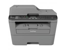 МФУ лазерное BROTHER MFC-L2700DNR (принтер, сканер, копир, факс), А4, 24 стр./мин, ДУПЛЕКС, АПД, сетевая карта, без кабеля USB