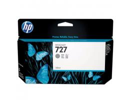 Картридж струйный для плоттера HP (B3P24A) Designjet T920/1500, №727, серый, 130 мл, оригинальный