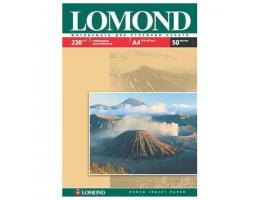 Фотобумага LOMOND для струйной печати A3, 230 г/м2, 50л, односторонняя глянцевая, 0102025