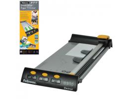 Резак FELLOWES роликовый ELECTRON A3, длина реза 455мм,10л, комплект ножей, LED указка реза,FS-54105