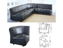 Кресло (секция) угловое