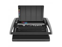 Переплетная машина д/пласт. пружины GBC COMBBIND 210, пробивает до 25л, сшивает до 450л, 4401846