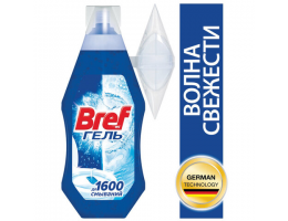 Блок туалетный подвесной жидкий 360 мл BREF (Бреф)