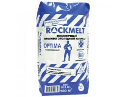 Реагент антигололедный 10,5 кг, ROCKMELT Optima (