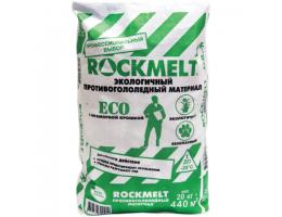 Реагент антигололедный 20 кг, ROCKMELT Eco (
